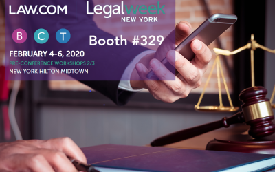 LegalWeek 2020 | New York, NY
