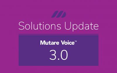 New Release: Mutare Voice Feb 2021 3.0