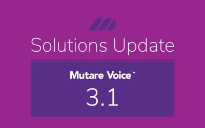 New Release: Mutare Voice May 2021 3.1